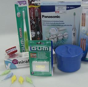 Zahnspange Zahnpflege